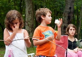 Five Favorite Family Camping Trip Tips