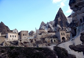 A Cave Stay in Cappadocia at the Fairy Chimney Inn