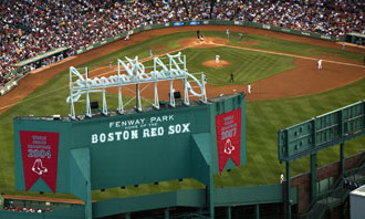 Top Ten: Boston Red Sox Hotel Package for $249