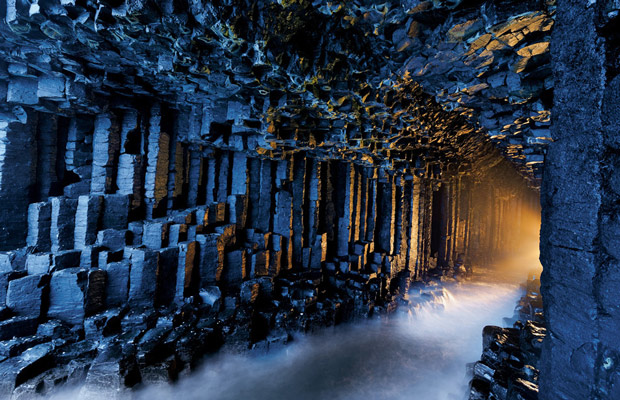 Inspired Travel: Fingal's Cave