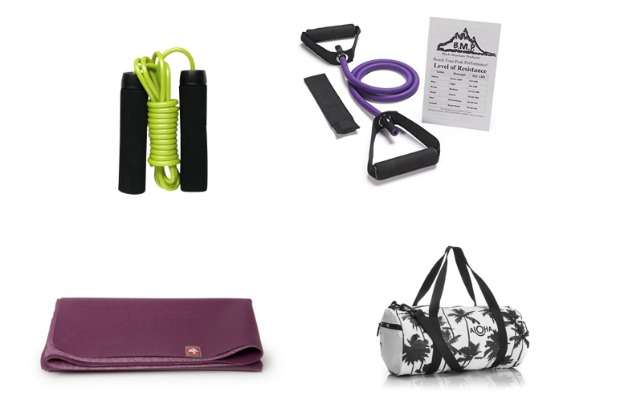 Workout Gear For Under $50 (Plus One Splurge) That Fits In Your Carry-On