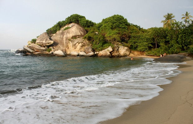 How to Travel to Colombia's Super-Remote Tayrona National Park (It's Worth It!)