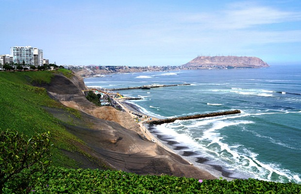 24 Hours in Miraflores, Lima