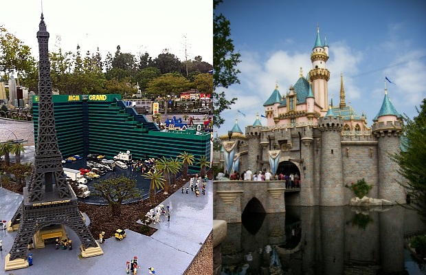 Disneyland vs. Legoland: Choosing the Right Park for You