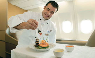 Sustainable at 30,000 Feet: Eco-Friendly In-Flight Dining