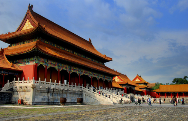 The Four-Hour Layover: Beijing