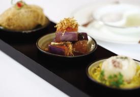 Michelin-Starred Dining at Hong Kong Hotels