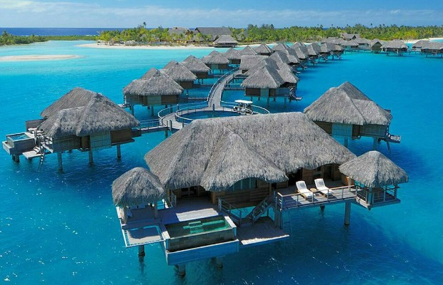 5 Best Overwater Bungalows in the World