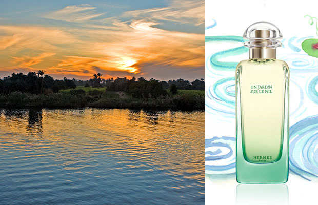 Scent and the City: Fragrances from Around the Globe