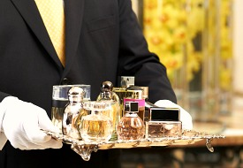 Rosewood Hotels Introduce Fragrance Butlers