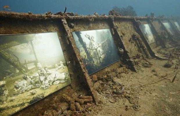 Must-See: An Underwater Art Gallery in Barbados