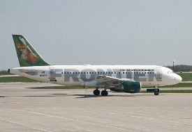 Frontier Airlines Reduces Ticket Change, Luggage Fees
