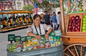 5 Healthy Dining Options at the Disneyland Resort