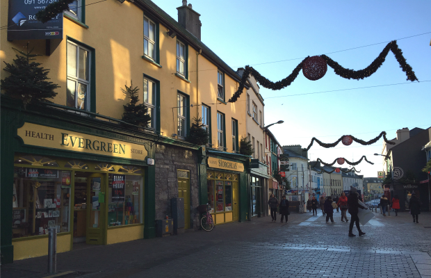 Here's Why Galway is the Most Irish City In Ireland