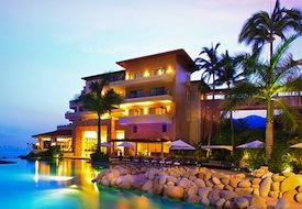 Garza Blanca Offers Seclusion & Luxury in Puerto Vallarta