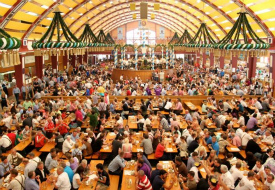 Five Things I Learned at Gay Oktoberfest