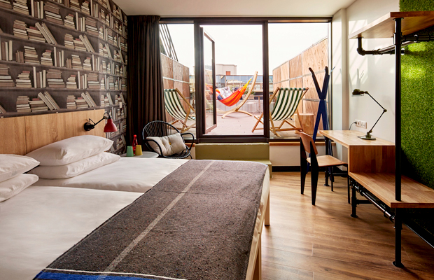 This Summer: Chic Paris & London Hostels from $28 per Night