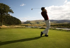 Combine Golf and Spa at an Historic Scottish Highlands Resort