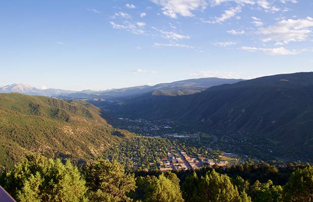 Easy Mountain Escape: Glenwood Springs, Colorado