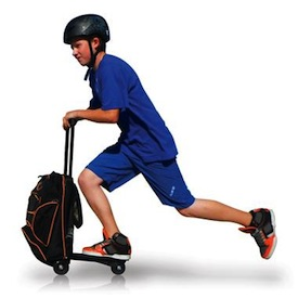 SkyMall Tuesday: Glyde Gear Backpack Scooter