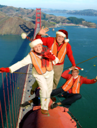 Holiday Experiences in San Francisco & D.C.