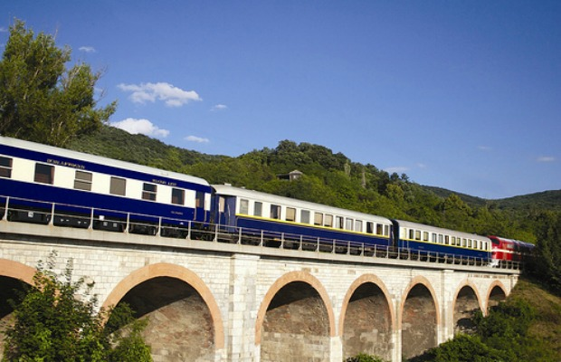 New Train Route: Budapest to...Tehran?