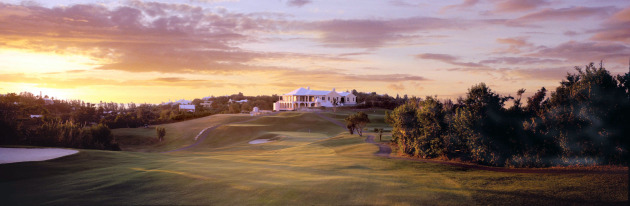 All-You-Can-Golf at Exclusive Bermuda Club
