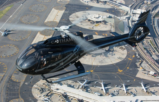Travel to NYC's Airports in Six Minutes? Here's How Gotham Air Does It