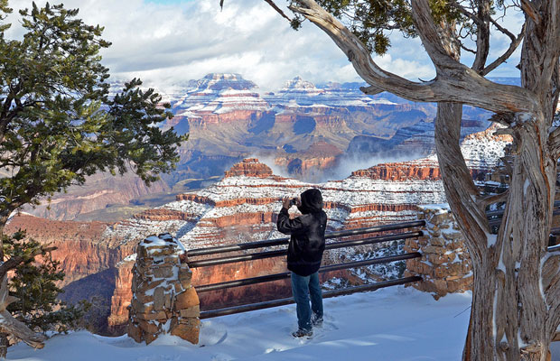 National Parks: What To Expect In the Winter