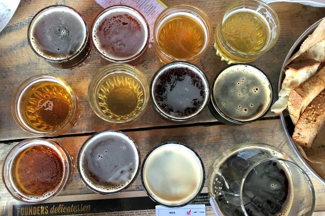 Three Budget-Friendly Bar Crawls in Grand Rapids