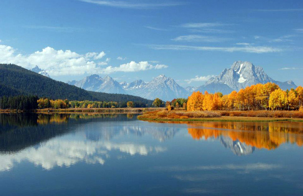 5 Great National Park Drives for Fall Colors