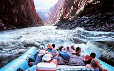 Colorado River White-Water Rafting Trip from $965