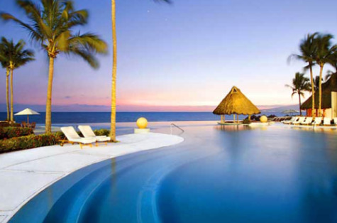 A Suite Stay on the Mexican Riviera