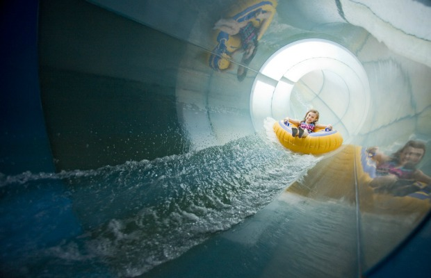 Deal Alert: Grand Opening Rates at New England Water Park Hotel