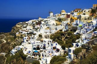 Greek Island-Hopping Package