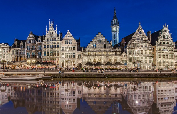 How Ghent's Becoming a Green Capital