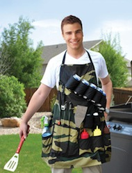 SkyMall Tuesday: Grill Sergeant BBQ Apron