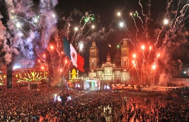 Inspired Travel: El Grito in Mexico City