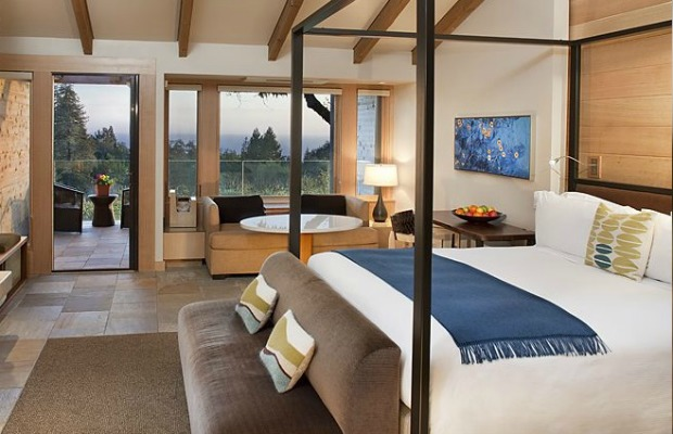 Checking In: Ventana Inn and Spa in Big Sur, California