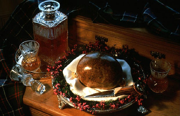 Foodie Friday: Burns Night Means Haggis and Scotch