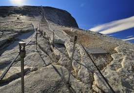 New Lottery System Announced for Half Dome Permits