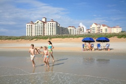 Half Off for Suite at Beachfront Florida Resort