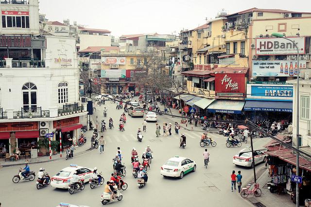 Hanoi, Vietnam on a Budget