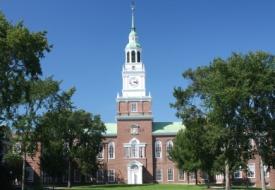 1-2-3 Weekend: Hanover, New Hampshire