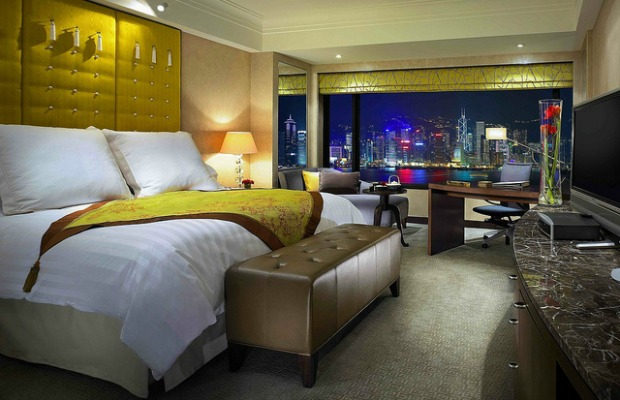 Checking In: InterContinental Hong Kong