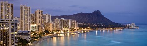 Weeklong Hawaiian Island-Hopper Cruise