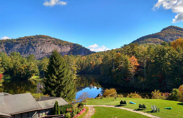 Easy Southern Escapes: Cashiers, North Carolina