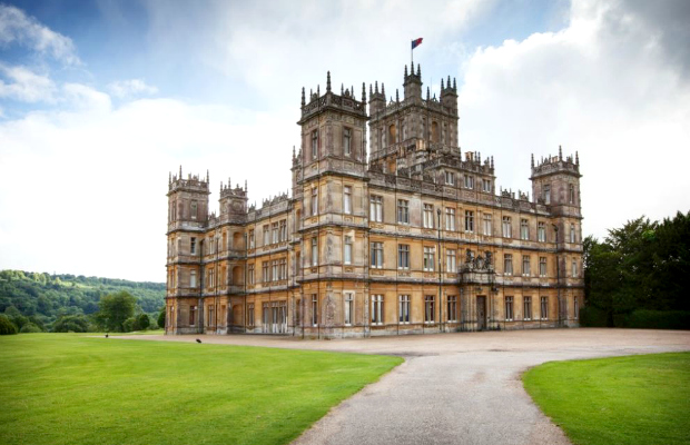 Stay the Night at Downton Abbey This Valentine's Day (and Beyond)