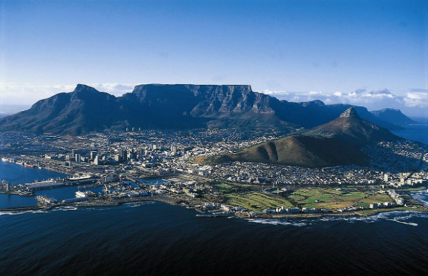 Inspired Travel: Hiking Table Mountain in Cape Town, South Africa