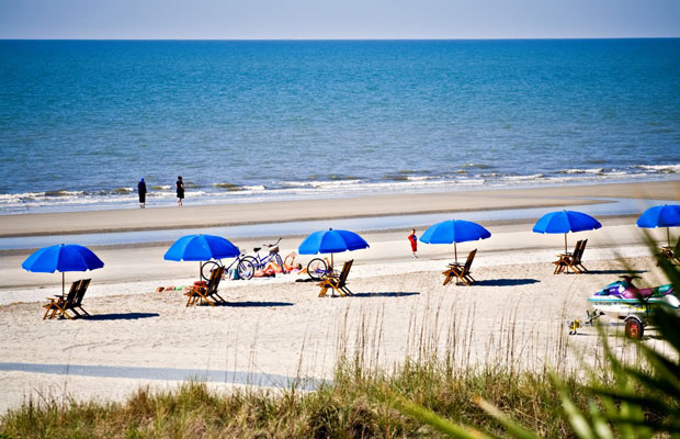 Best fall beach vacations for october november for Cheap vacations in october